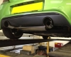 Corsa VXR Nürburgring 100mm Slash Cut Tail Trims