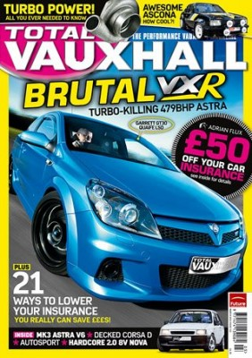 Total Vauxhall March 2012 Issue 133
