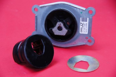OE Factory Engine Mount and Black Poly Insert