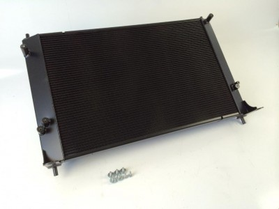 Corsa D 1.6T Water Radiator Front