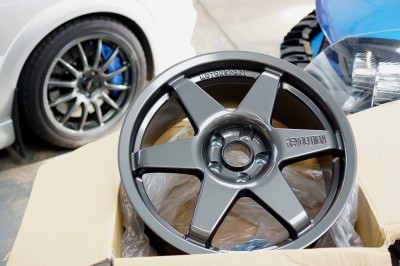 Revolution Millennium Alloy Wheels