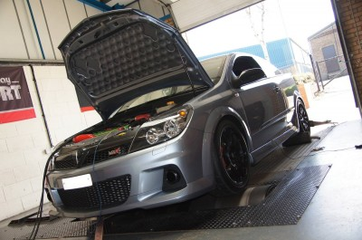 Astra H VXR K06 Conversion