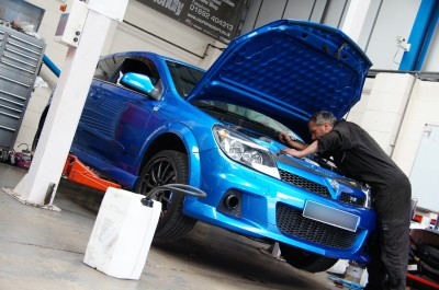 Astra H VXR - Enhanced Service and PowerCool 180 Conversion