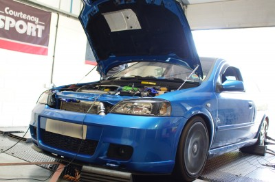 Garrett Build Astra G GSi Turbo 503bhp