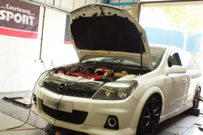 Astra H Van with Z20LEH VXR Engine
