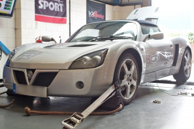 Stage 1 Supercharged VX220