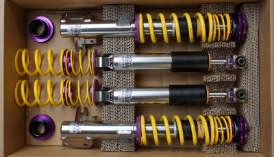 KW Clubsport 2 Way Coilover Kit