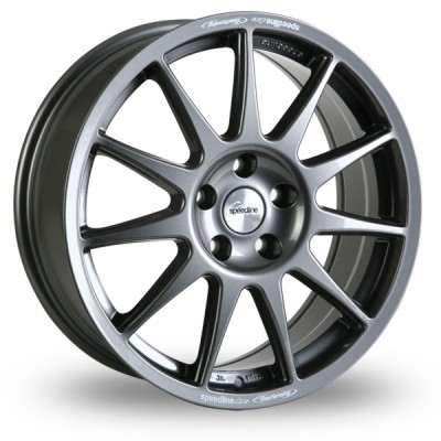 Speedline Turini in Anthracite