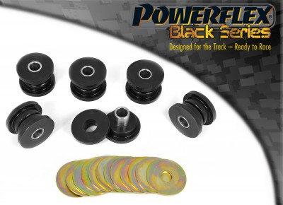 Engine Bed Bushes - Black Series