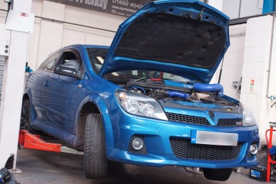 Astra H VXR Enhanced Service