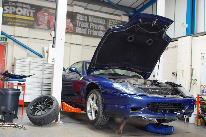 Courtenaysport The Courtenay Sport Blog Page 3 Vauxhall Corsa Engine Diagram Autos Weblog Ferrari 575m