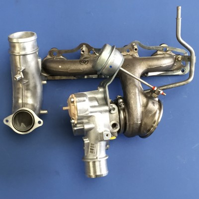 K03 Hybrid 1.6 Turbo and Inlet Elbow