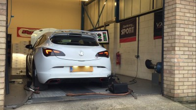 Astra J VXR Mapping