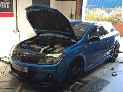 Astra H VXR Rolling Road Mapping