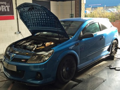 Astra H VXR Stage 2 Mapping