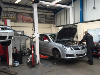 Vectra C DMF and Clutch Replacement