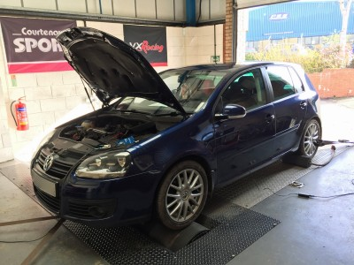 VW Golf TDi Remap