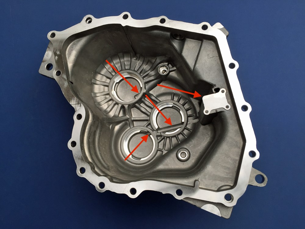 M32 Gearbox | The Courtenay Sport Blog