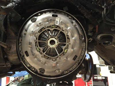 1.9 CDTi Clutch and Dual Mass Flywheel Assembly