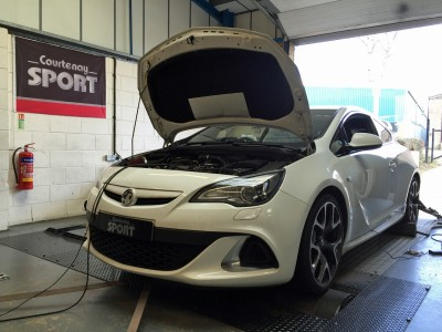 Astra J VXR Rolling Road Set Up