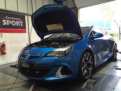 Astra J VXR Mapping Session