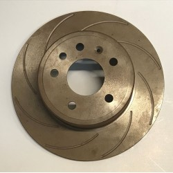 8 Groove 286mm Brembo Rear Discs - Vectra B