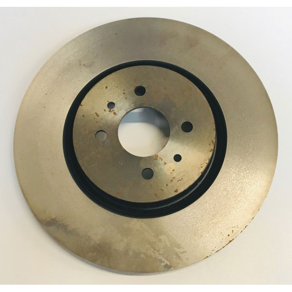 305mm 4 Stud Fiat Coupe Turbo Front Brake Disc