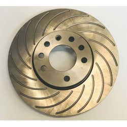 16 Groove 288mm Vented Discs - VX220 Front or Rear / Vectra B 2.5 V6 Front