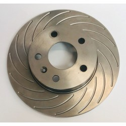 16 Groove 264mm Rear Discs - Astra G / Zafira A