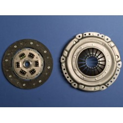Clutch Uprated 228mm: Cover and Organic Disc - Astra G Zafira A Z20LET/F23