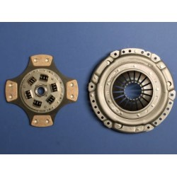 Clutch Uprated 228mm: Cover and 4 Paddle Disc - VX220 Z22SE/F23