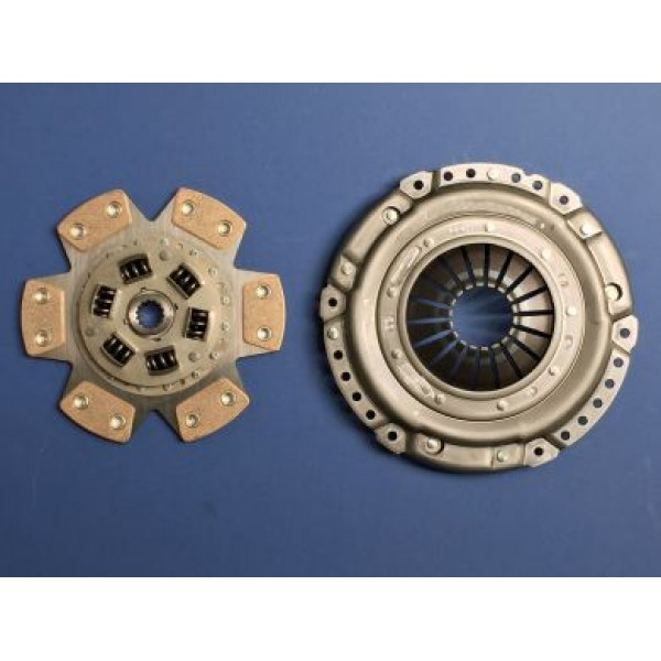 Clutch Uprated 228mm: Cover and 6 Paddle Disc - VX220 Turbo Z20LET/F23