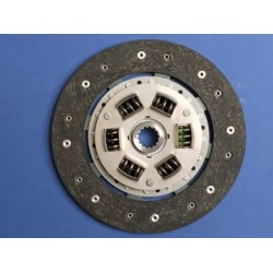 Clutch Uprated 228mm: Organic Disc - Astra G Zafira A Z20LET F23