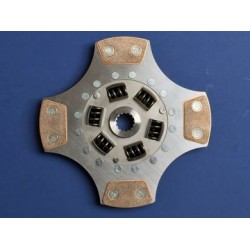Clutch Uprated 228mm: 4 Paddle Disc - Astra G Zafira A Z20LET F23