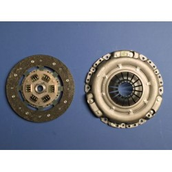 Clutch Uprated 240mm: CSR Cover and Organic Sprung Disc - Corsa D VXR