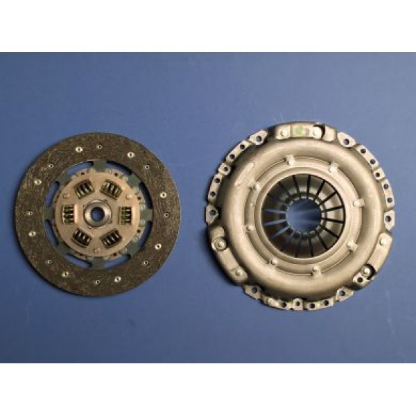 Clutch Uprated 240mm: CSR Cover and Organic Sprung Disc - Astra H VXR