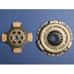 Clutch Uprated 240mm: CSR Cover and 4 Paddle Rigid Disc - Astra H VXR