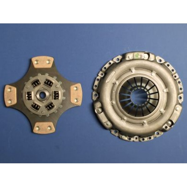 Clutch Uprated 240mm: CSR Cover and 4 Paddle Sprung Disc - Astra H VXR