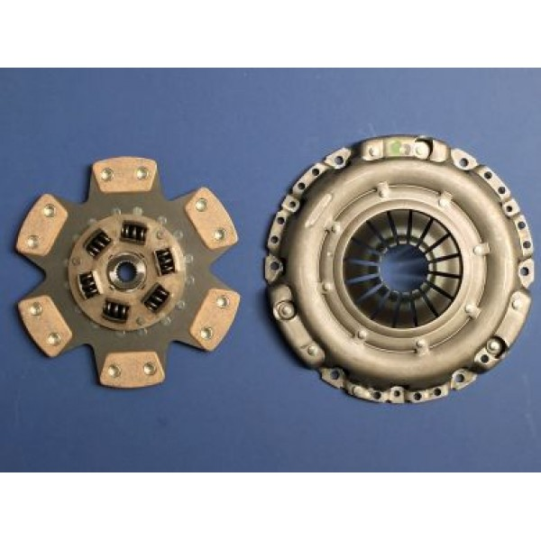Clutch Uprated 240mm: CSR Cover and 6 Paddle Sprung Disc - Astra H VXR