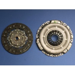 Clutch Uprated 240mm: CSR Cover and OE Disc - Astra H VXR