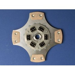 Clutch Uprated 240mm: 4 Paddle Sprung Disc - Astra H VXR