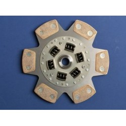 Clutch Uprated 240mm: 6 Paddle Sprung Disc - Astra H VXR