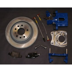 292mm Brake Upgrade Kit Rear - Astra G/H Zafira A/B