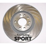 Brake Disc Set Front 16G 322mm - Zafira B VXR