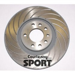 Brake Disc Set Front 16G 322mm - Astra H VXR