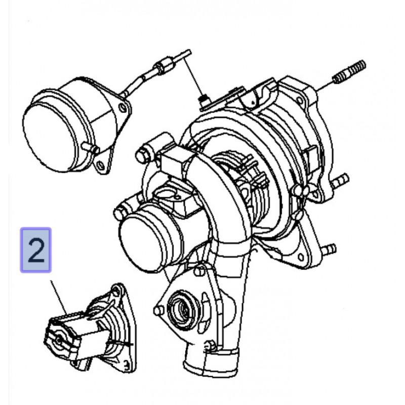 Turbocharger Recirculation Diverter Valve 2 8 Turbo VXR