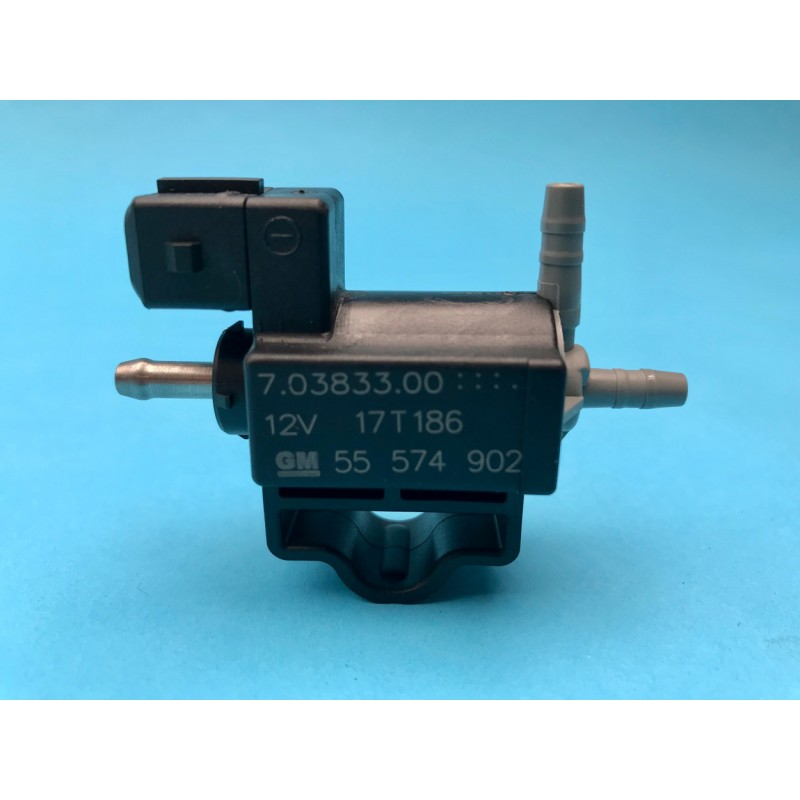 supercharger boost control solenoid
