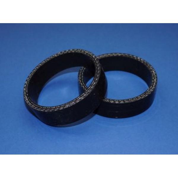 70-80mm Air Flow Meter Sleeves - Black