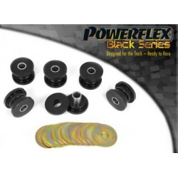 Powerflex Engine Bed/Subframe Bush Kit Black - Astra G/H Zafira A/B