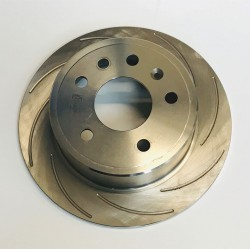 8 Groove 260mm Brembo Rear Discs - Cavalier V6 / Saab 900